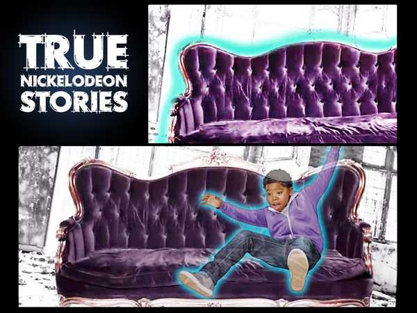 "Haunted Hathaways: ""True Nickelodeon Stories: Beneath the Cushions"""