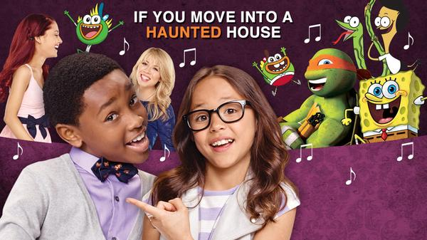 """The Haunted Hathaways: """"Learn the Theme Song!"""""""