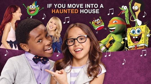 "The Haunted Hathaways: ""Learn the Theme Song!"""