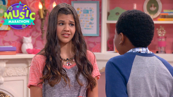"The Haunted Hathaways: ""Haunted Rapper"""