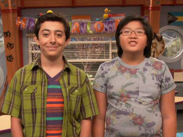 "Henry Danger: ""Tips from Sidney and Oliver"""