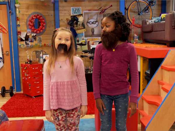 "Henry Danger: ""Bearded Man-Off"""