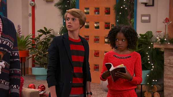 "Henry Danger: ""Christmas Danger"""