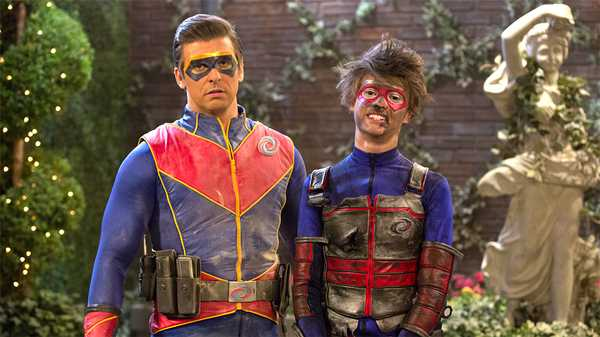 "Henry Danger: ""Indestructible Henry, Part 1"""