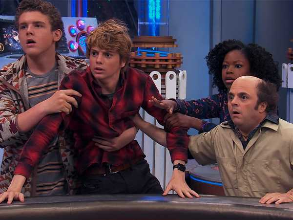 "Henry Danger: ""Love Muffin"""