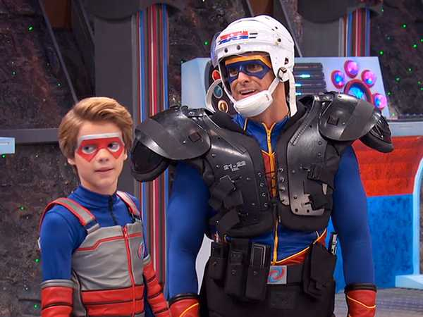 "Henry Danger: ""Tears Of The Jolly Beetle"""
