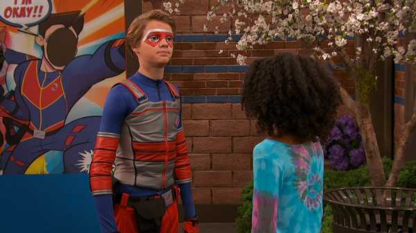 "Henry Danger: ""One Henry, Three Girls: Part 1"""