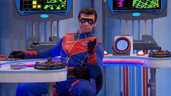 "Henry Danger: ""The Bucket Trap"""