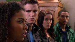"House of Anubis: ""House of Treachery"""