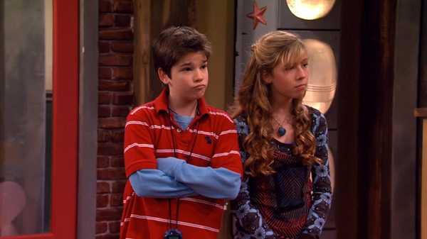 "iCarly: ""iLike Jake"""