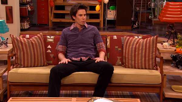 "iCarly: ""iWanna Stay with Spencer"""