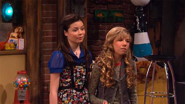 "iCarly: ""iSpy a Mean Teacher"