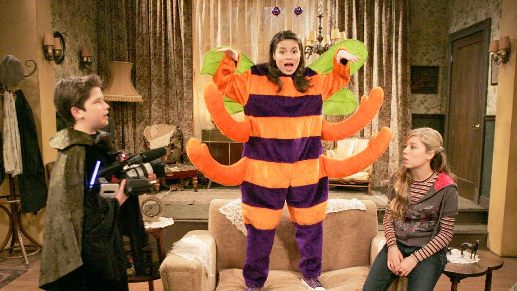 Icarly Halloween Costumes & Icarly Tv Halloween Pictures To