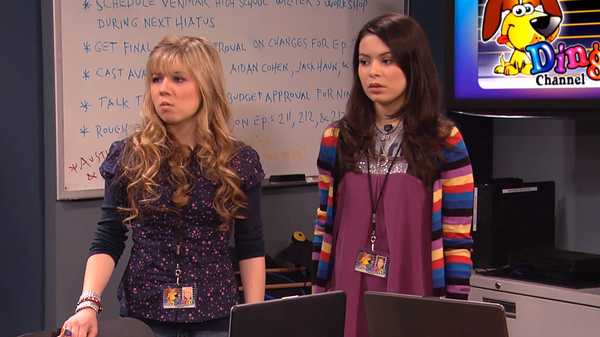 "iCarly: ""iTake on Dingo"""