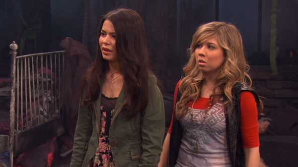 "iCarly: ""iGot A Hot Room"""