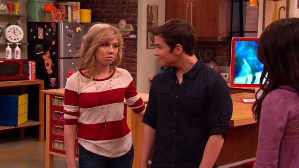 icarly sam and freddie dating episode