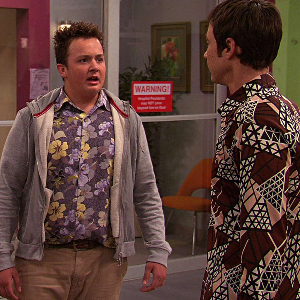 """iCarly: """"iLost My Mind: The Future of Gibby's Nose"""""""