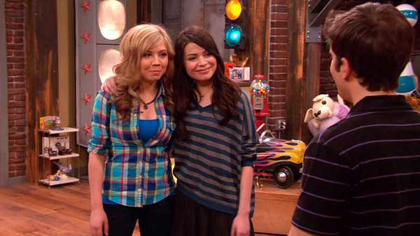 "iCarly: ""iCan't Take It"""