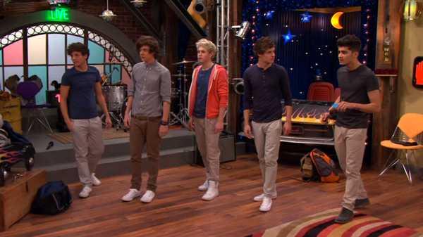 "iCarly: ""iGo One Direction"""