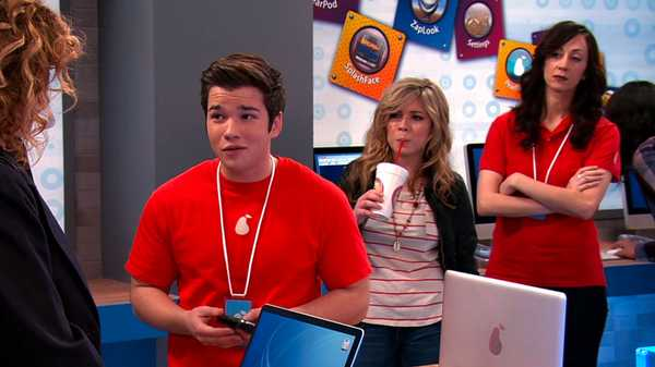 "iCarly: ""iPear Store"""