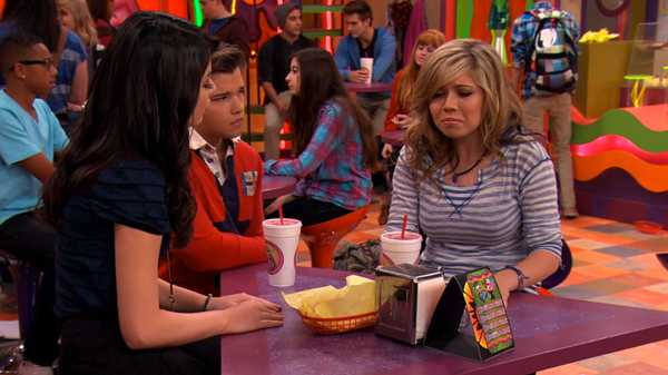 "iCarly: ""iBust A Thief"""