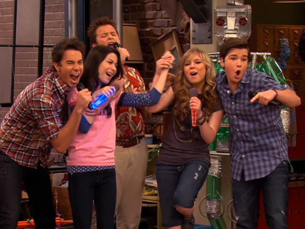"iCarly Gets Remixed: ""So Wonderful"""
