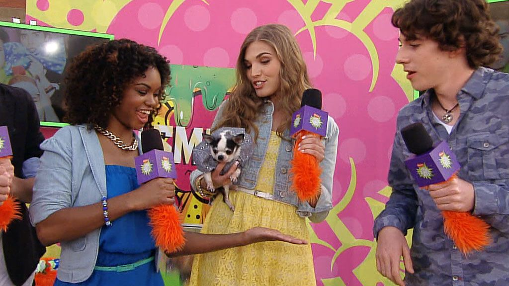 Kids' Choice Awards 2013: Tito's Costume Revealed Video Clip | Nick Videos