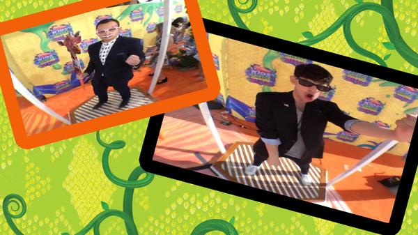 "Kids' Choice Awards 2014: ""KCA 360 Cam"""