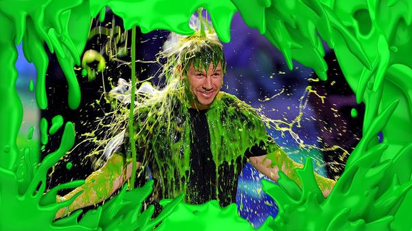 Kids' Choice Awards 2014: Slime! Slime! Slime!