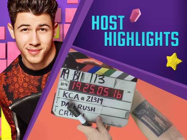 "Kids' Choice Awards 2015: ""The Best of Nick Jonas"""