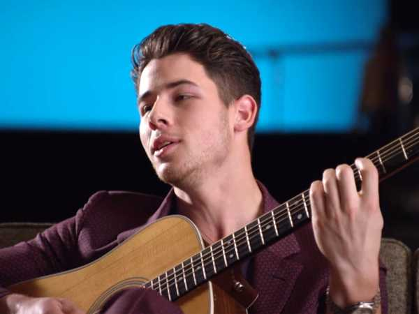 Kids' Choice Awards 2015: Nick Jonas Loves Nick