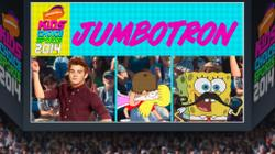 "Kids' Choice Sports: ""Jumbotron Fun!"""