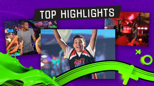 """Kids' Choice Sports: """"Highlights of the Night"""""""