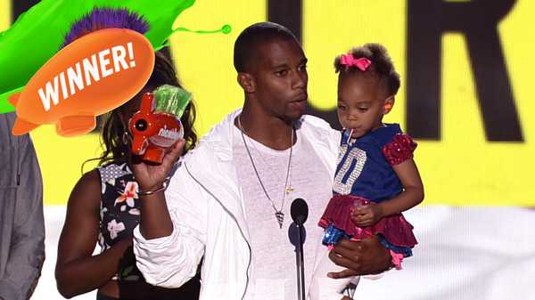 Kids' Choice Sports Awards: Party Like A Superstar Award!