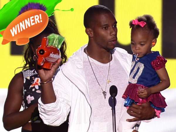 Kids' Choice Sports Awards: Party Like A Superstar Award!