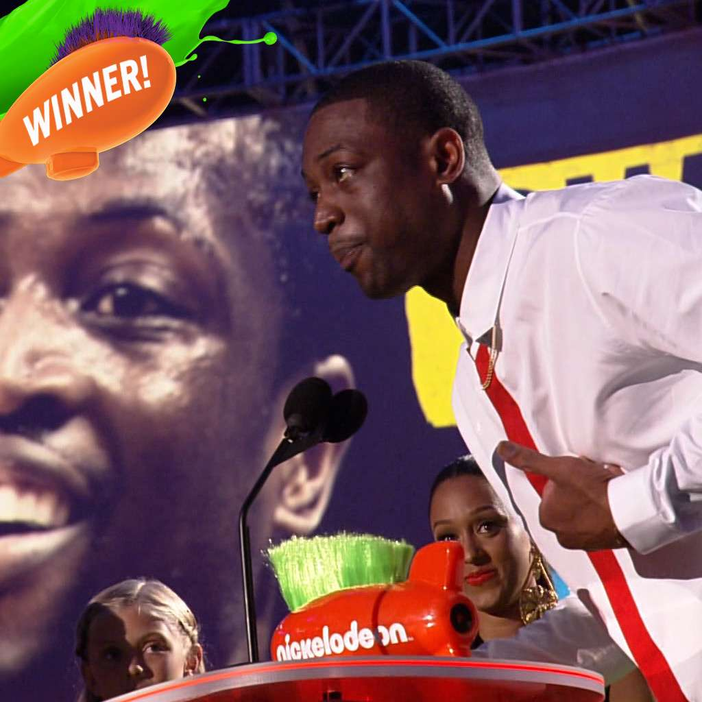 Kids' Choice Sports Awards: The King & Queen Of Swag Awards!