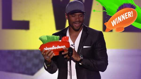 Kids' Choice Sports Awards: Favorite Newcomer Award!
