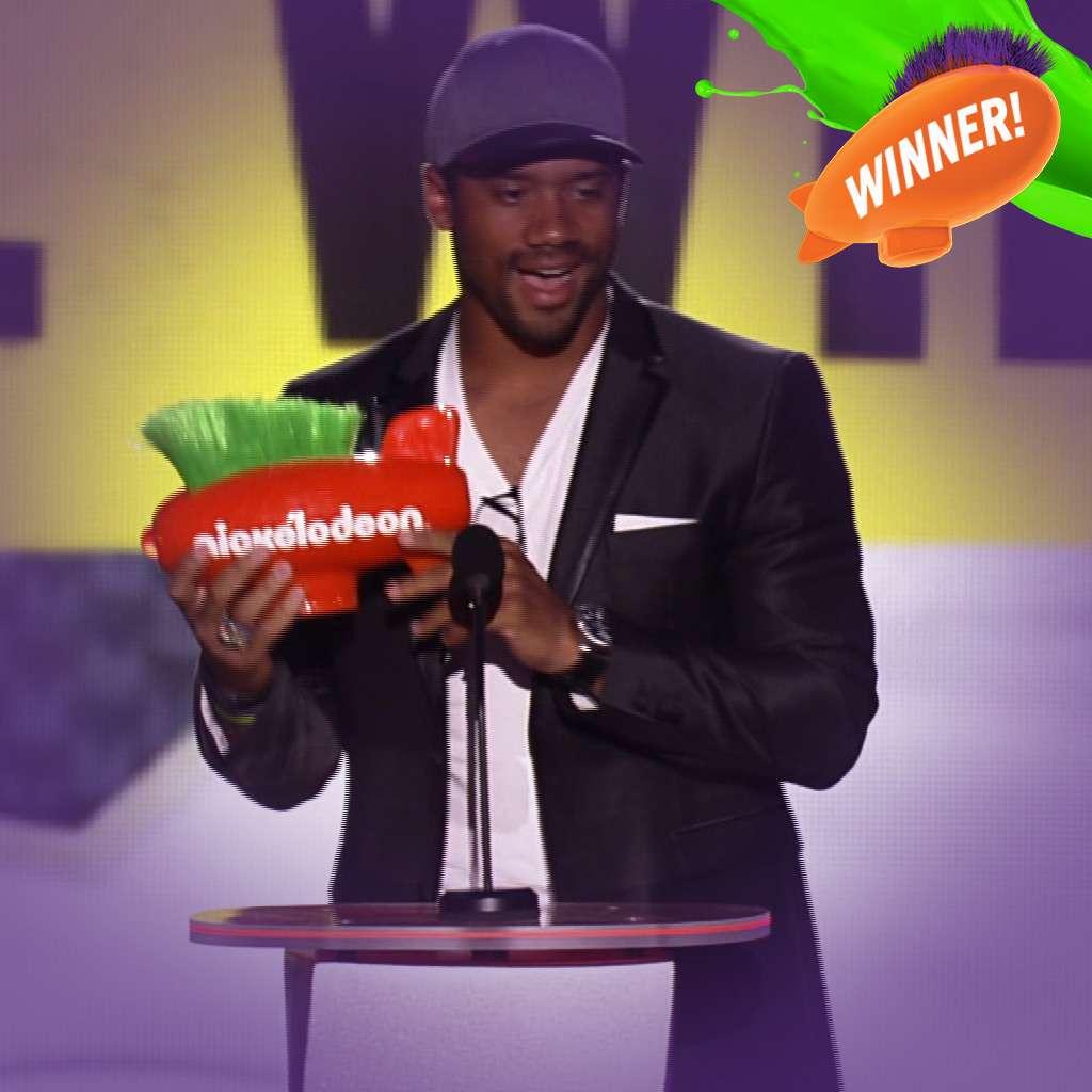 Kids' Choice Sports Awards: Favorite Newcomer Award!