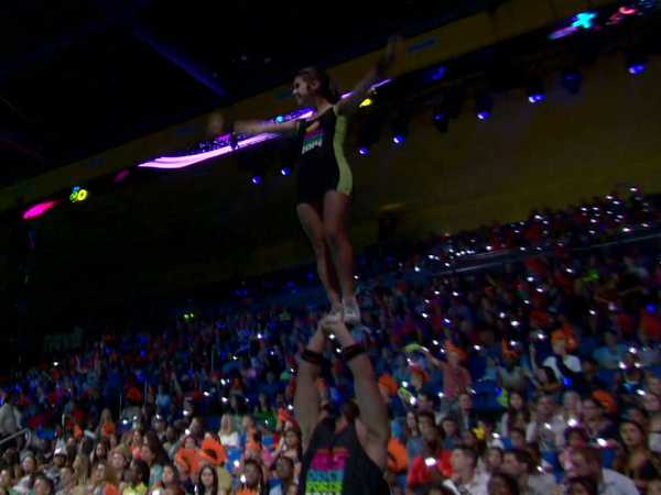 Kids' Choice Sports Awards: Cheer Squad!