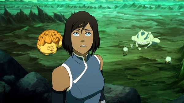 "The Legend of Korra: ""Operation Beifong"""