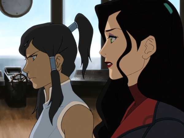 "Legend of Korra: ""Peacekeepers"""