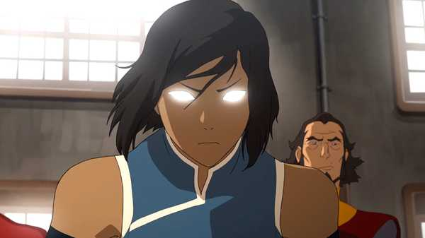 "The Legend of Korra: ""Kuvira's Gambit"""