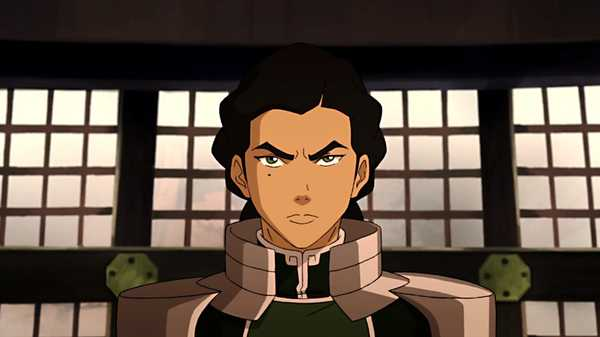 "The Legend of Korra: ""Day of the Colossus"""