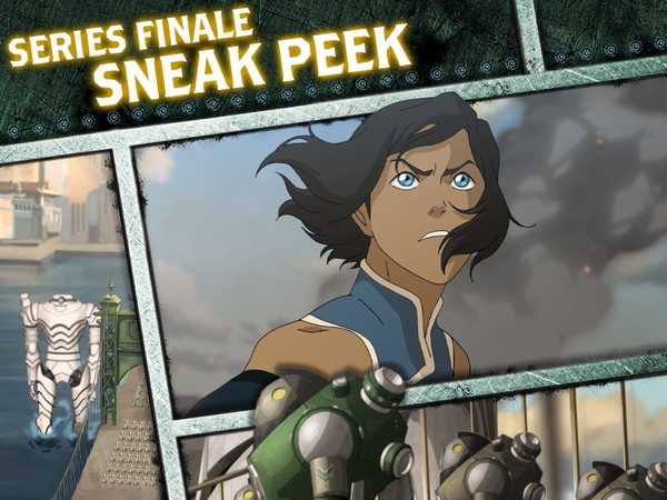 "Legend of Korra: Day of the Colossus: ""The Fate of the City"""