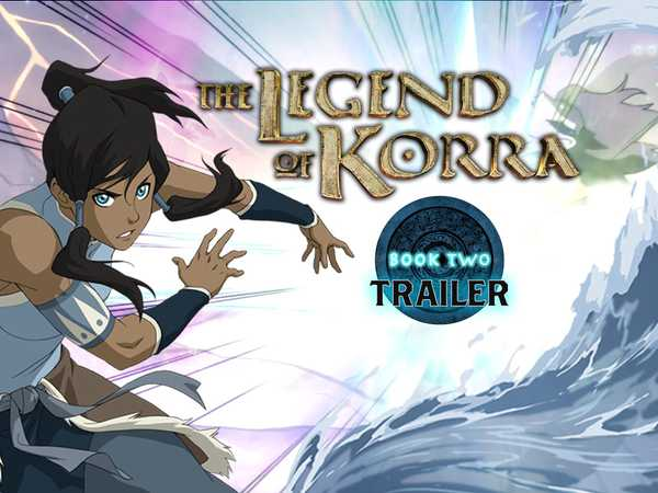 The Legend Of Korra: Coming in September