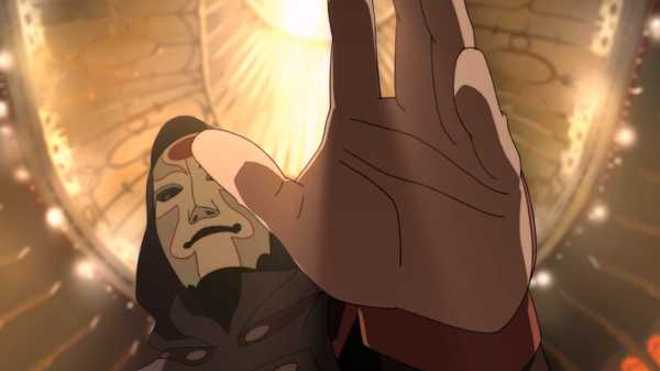 "The Legend of Korra: ""And the Winner Is…"""