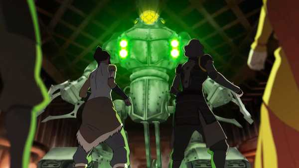"The Legend of Korra: ""The Aftermath"""