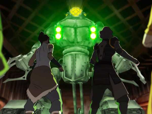 """The Legend of Korra: """"The Aftermath"""""""