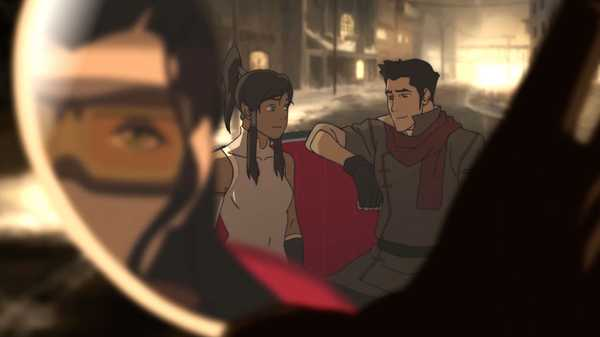"The Legend of Korra: ""When Extremes Meet"""