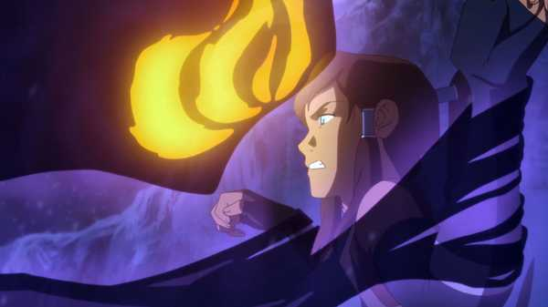 "Legend of Korra: ""Rebel Spirit"""